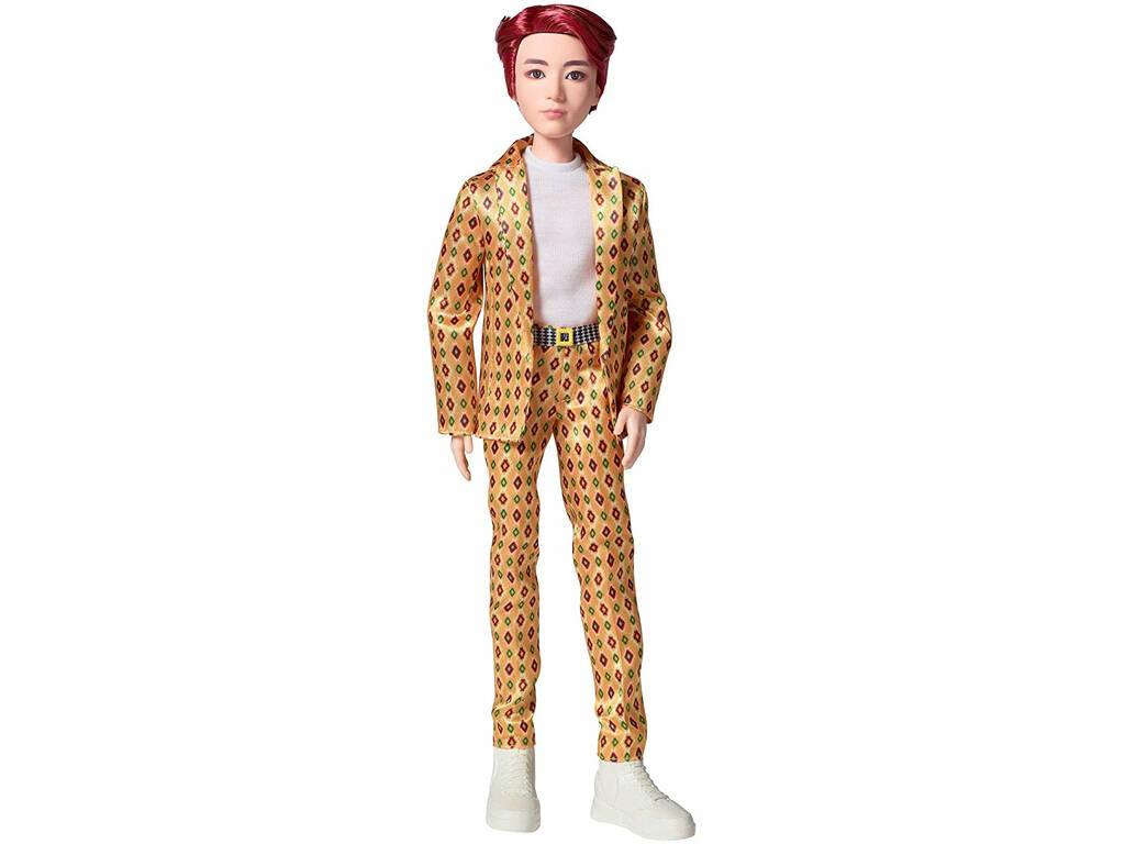 BTS Idol Pupazzo Jungkook Mattel GKC87