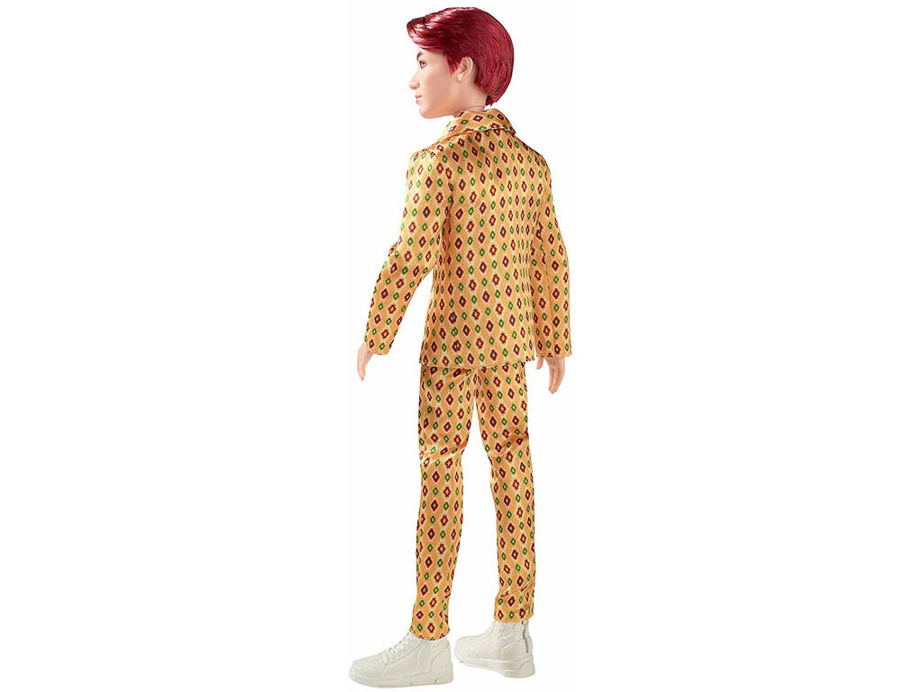 Bts Idol Muñeco Jungkook Mattel Gkc87 - why does this look like a french or k pop girl roblox