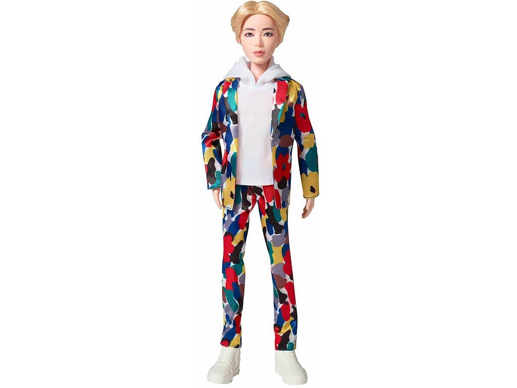 BTS Idol Pupazzo Jin Mattel GKC88