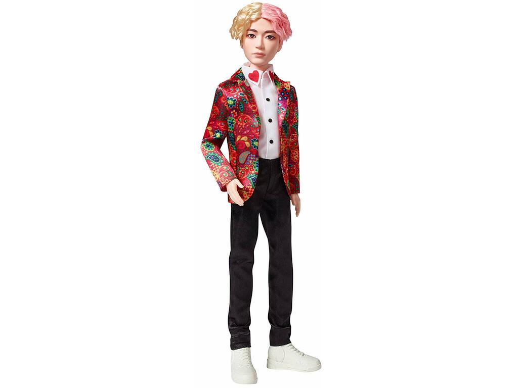 BTS Idol Pupazzzo V Mattel GKC89