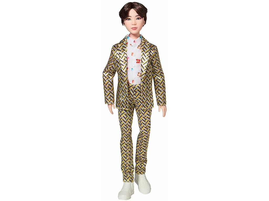 BTS Idol Pupazzo Suga Mattel GKC92