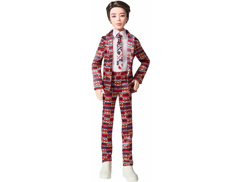 BTS Idol Muñeco Jimin Mattel GKC93