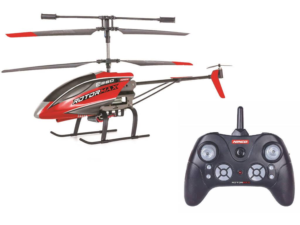 Télécommande Nincoair Hélicoptère Rotormax Ninco NH90136