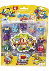 Superzings Blister 10 Figuras Serie 4 Magic Box PSZ4B016IN00
