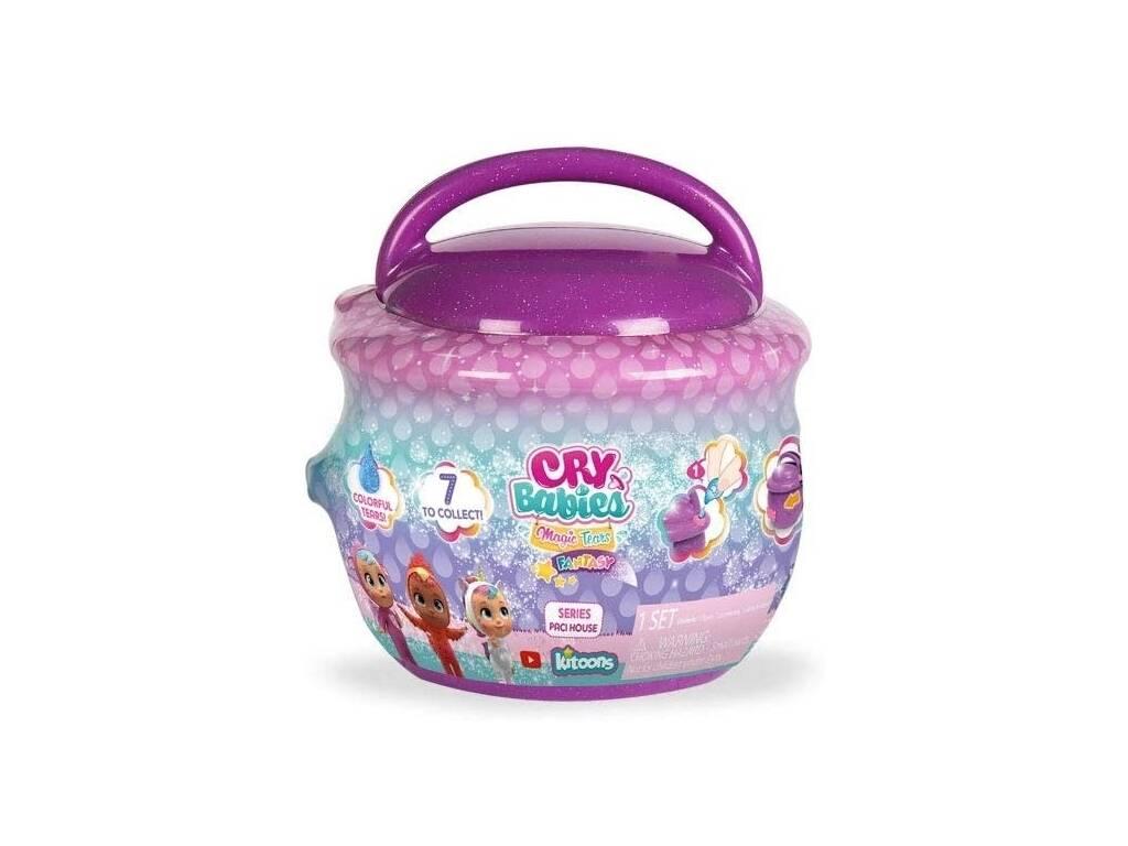 Bebés Llorones Lágrimas Mágicas Chupete Casita IMC Toys 90309
