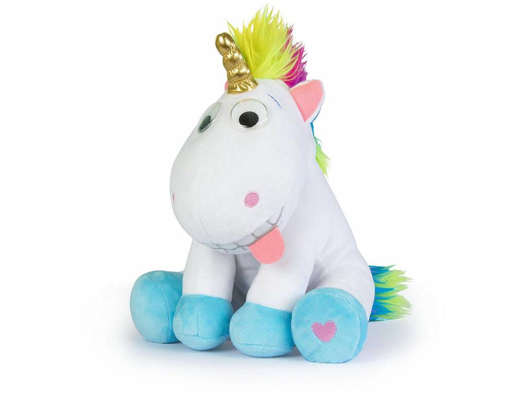 Peluche Puffy El Unicornio IMC Toys 91818