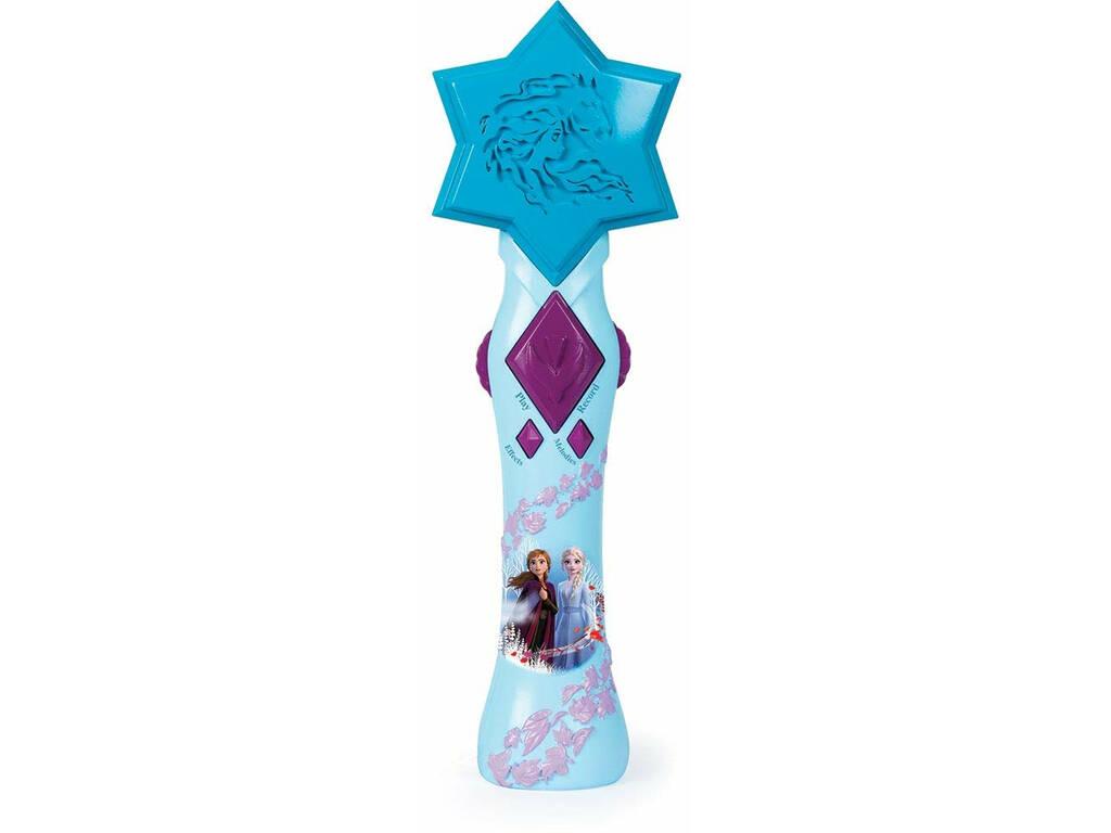Frozen 2 Micrófono Grabador IMC Toys 16989