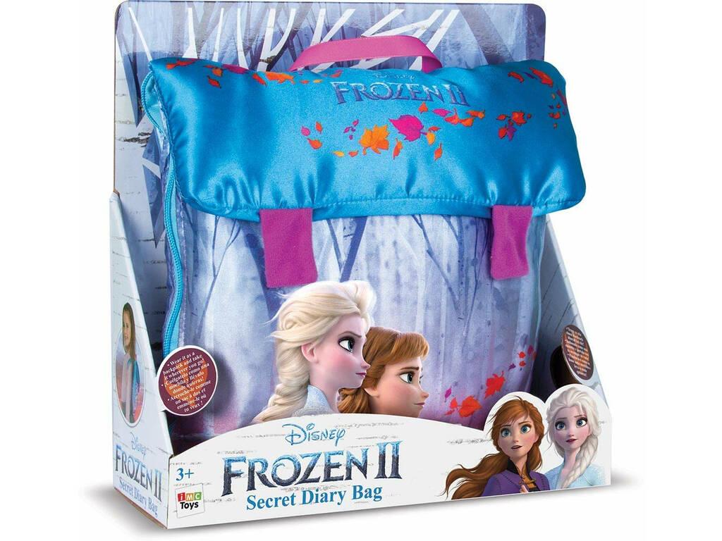 Frozen 2 O meu Diário Secreto IMC Toys 16972