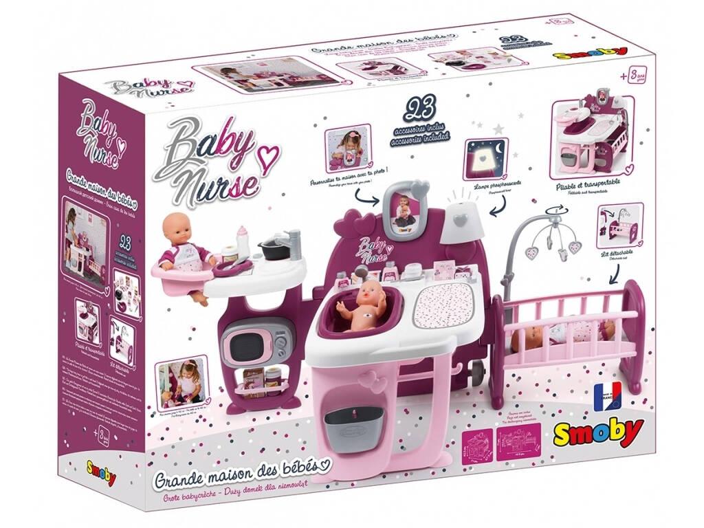 La Maison des Bébés Smoby 220349