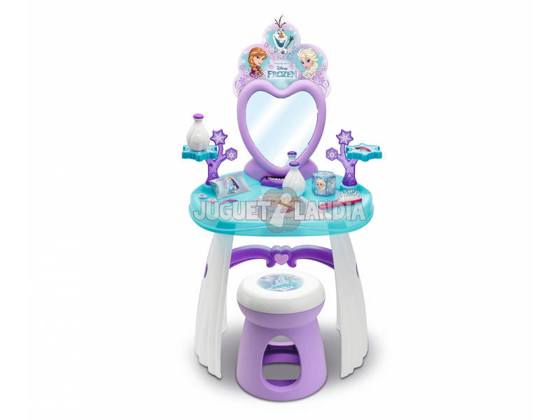 Coiffeuse Frozen Smoby 320221