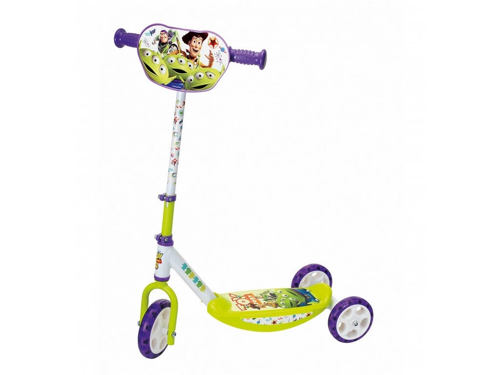 Patinete 3 Ruedas Toy Story Smoby 750172