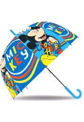 Guarda-chuvas Mickey Mouse 46 cm. Kids WD20984