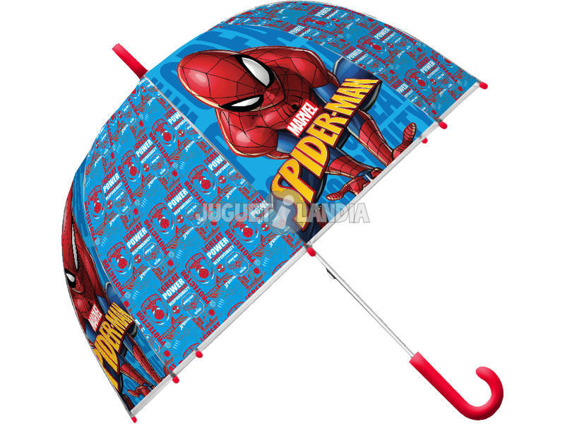 Parapluie Spiderman 46 cm. Kids MV15716
