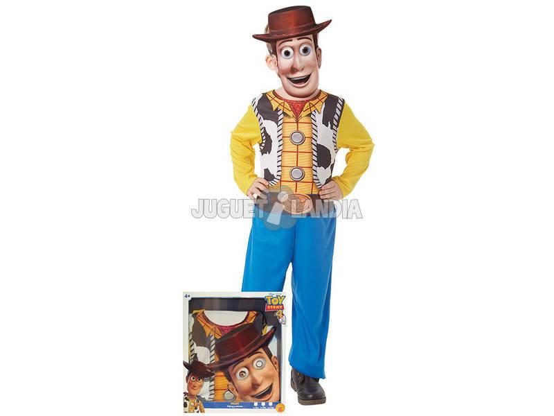 Costume Infantile Woody con Maschera Taglia M Rubie's 300441-M