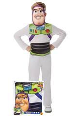 imagen Disfraz Infantil Buzz con Máscara Talla M Rubie's 300440-M