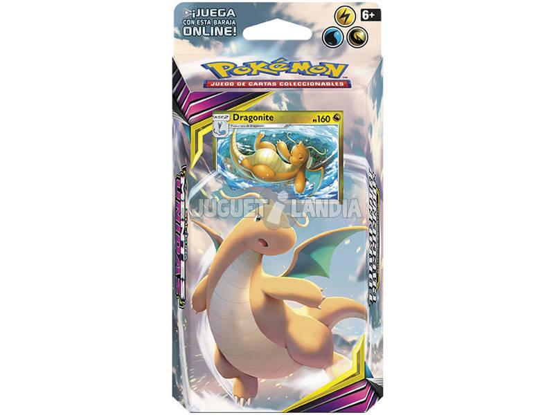 Pokémon Baraja Temática Sol y Luna Mentes Unidas Bandai PC50026