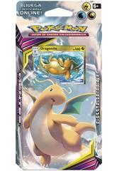 Pokémon Deck à Thème Soleil et Lune Esprits Unis Bandai PC50026
