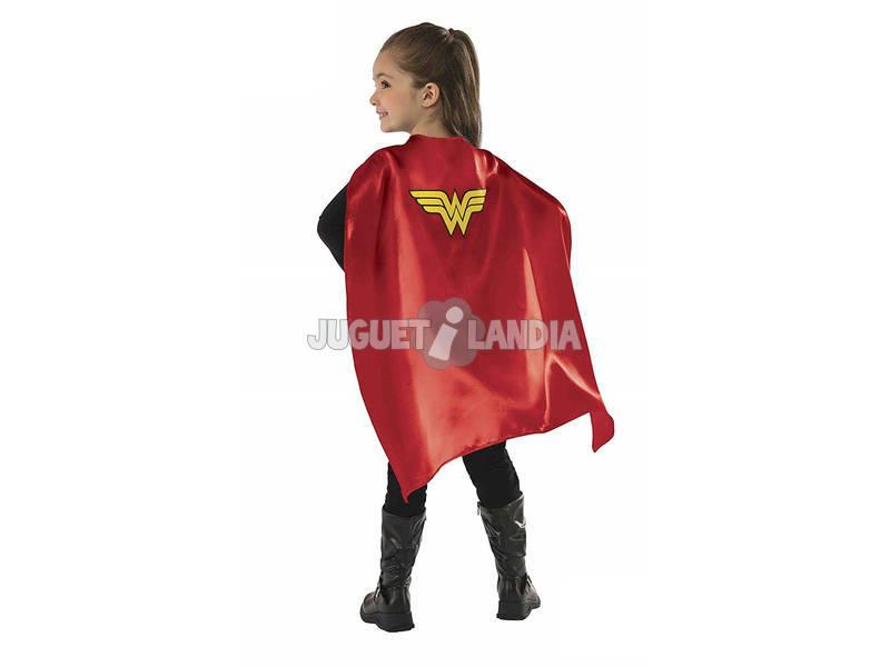 Cape Wonder Woman Pour Enfants Rubies 34969