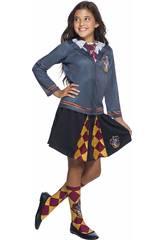 imagen Disfraz Niño Camiseta Gryffindor Talla M Rubies 641269-M
