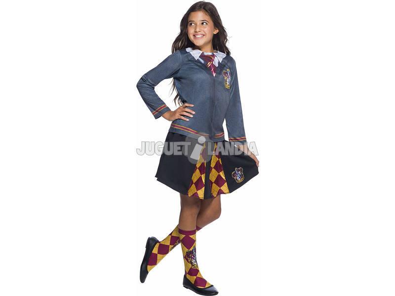 Costume Pour Enfants Chemise Gryffondor Taille L Rubies 641269-L
