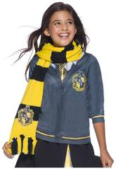 Bufanda Infantil Harry Potter Hufflepuff Rubie's 39035