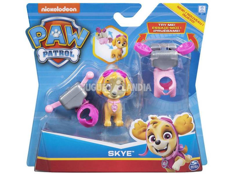 Paw Patrol Pack di Azione Pup And Badge Bizak