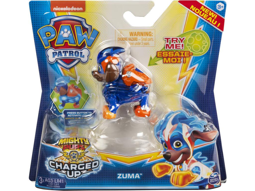 Patrulla Canina Figura Héroe Mighty Bizak 6192 6658