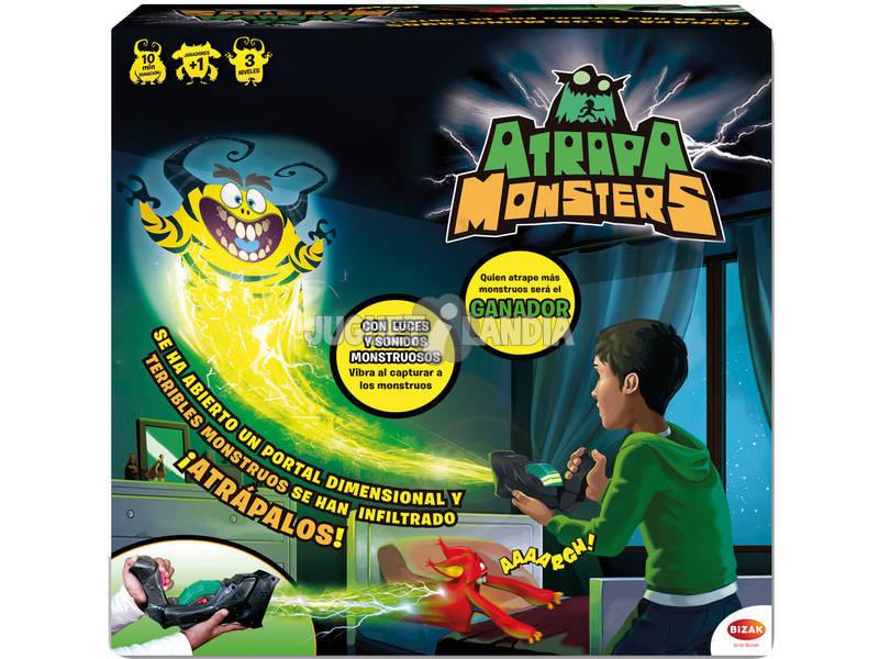 Attrapez Monster Bizak 64011060
