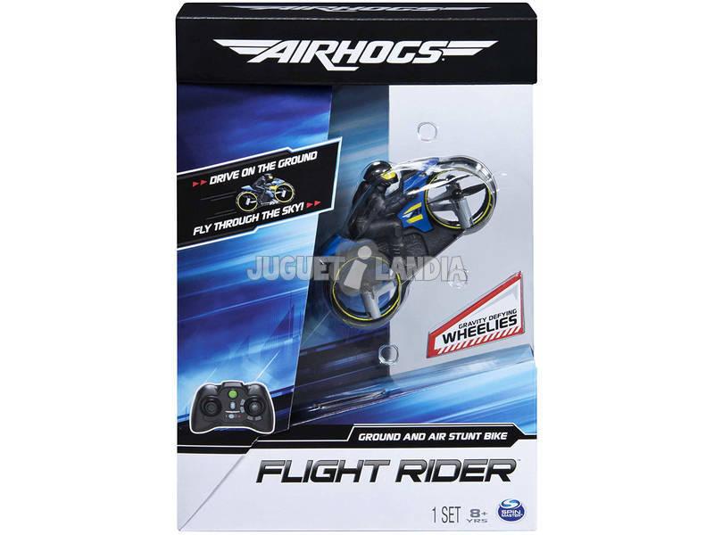 Moto Radiocomandata Air Hogs Force Flight Rider Bizak 6192 4646