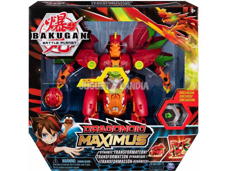 Bakugan Dragonoid Maximus Bizak 6192 6443