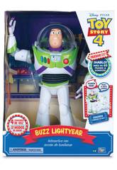 Toy Story 4 Buzz Lightyear Super Interactivo Bizak 6123 4432