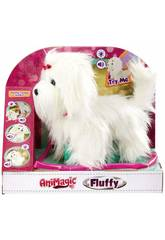 Animagic Fluffy Mi Perrito Paseo Goliath 256606