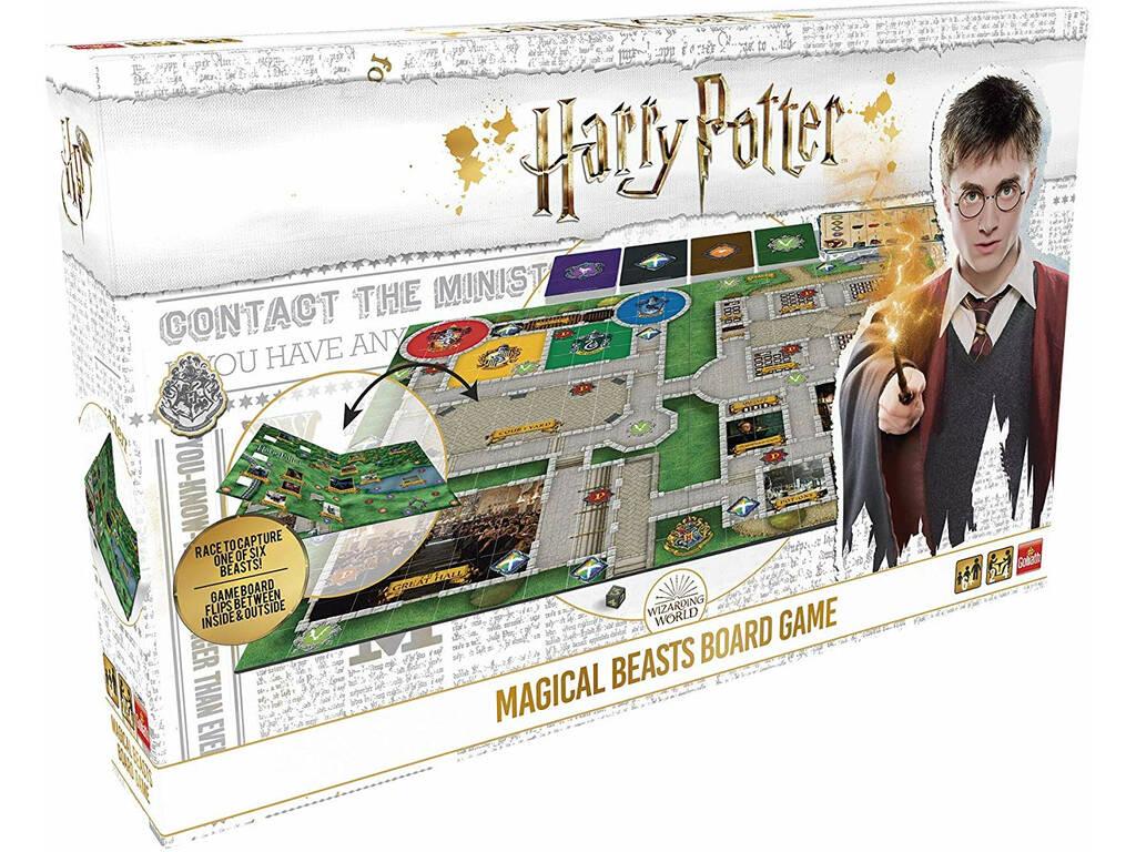 Harry Potter Juego de Mesa Animales Fantásticos Goliath 108673