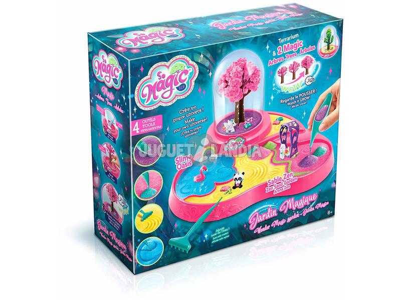 So Magic Kit Giardino Magico Playset Canal Toys MSG004
