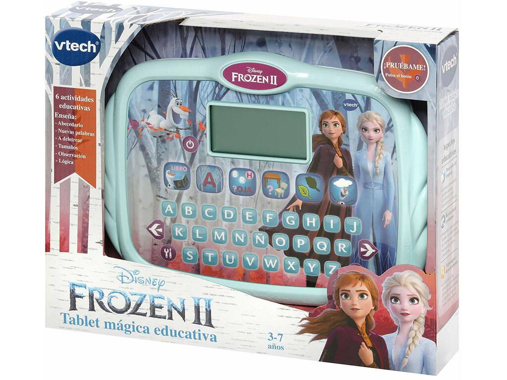 Frozen 2 Tablet Magica Educativa Vtech 517822