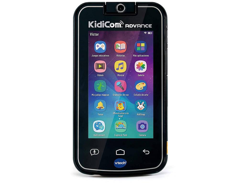 Kidicom Advance Negro Vtech 186622