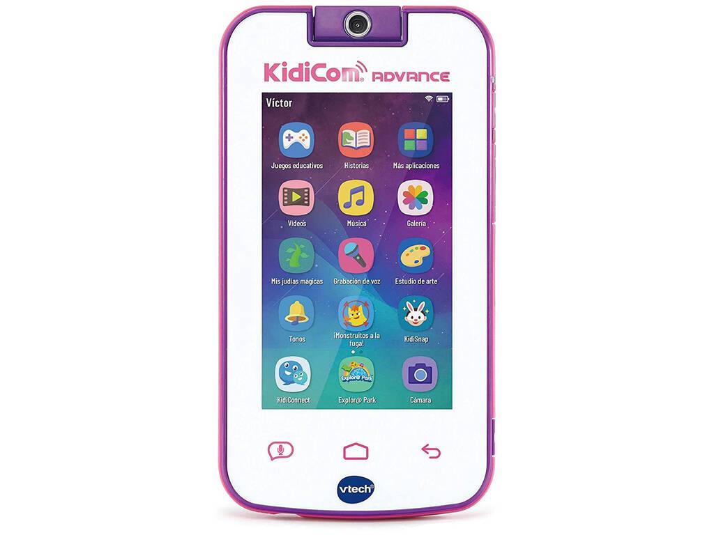 Kidicom Advance Rosa Vtech 186657