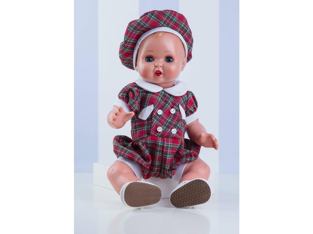Conjunto Escocés para Juanín Bebé Mariquita Pérez JB25068