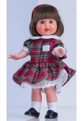 imagen Mini Mariquita Pérez Vestido Escocés Mariquita Pérez MM60104