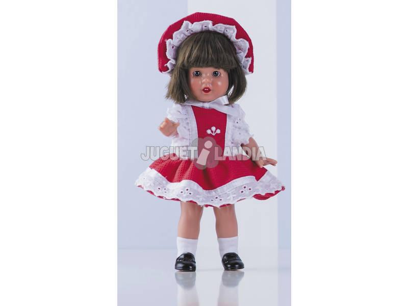Mini Mariquita Pérez Vestido Vermelho Mariquita Pérez MM60105