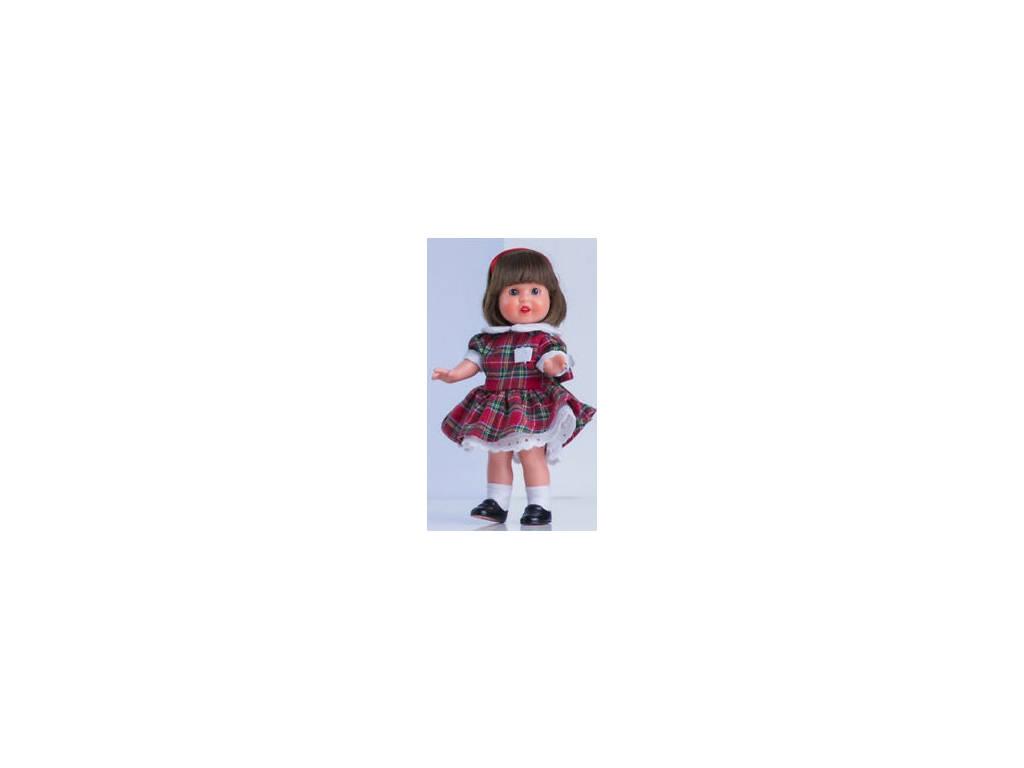 Mini Vestido Escocés Mariquita Pérez MM20104