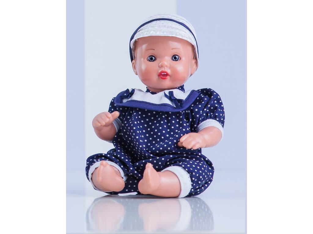 Mini Juanin Bebè Pelele Marinaio Mariquita Pérez MJB05060