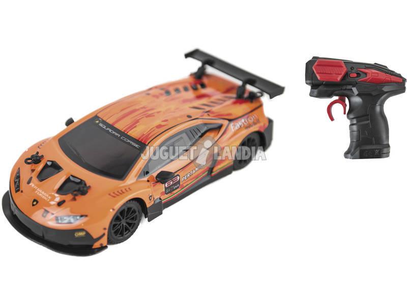 Coche Radio Control 1:24 Lamborghini Huracán GT3 Teledirigido
