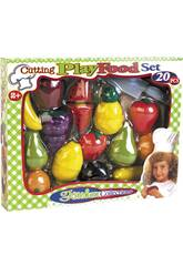 Set Frutta 20 pezzi