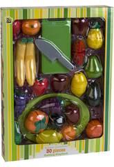 Set Frutta 30 pezzi