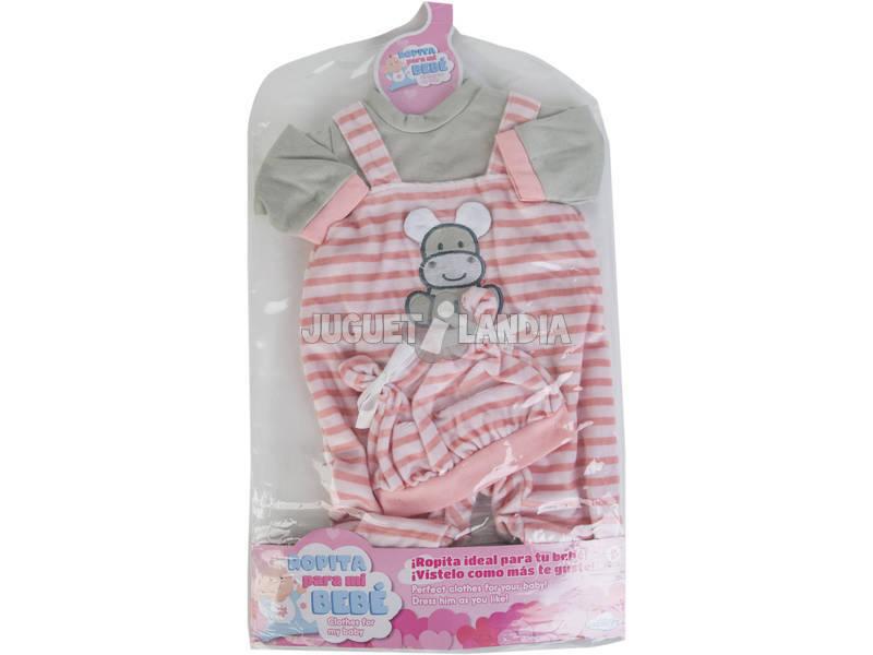 Vestido Muñeca Bebé