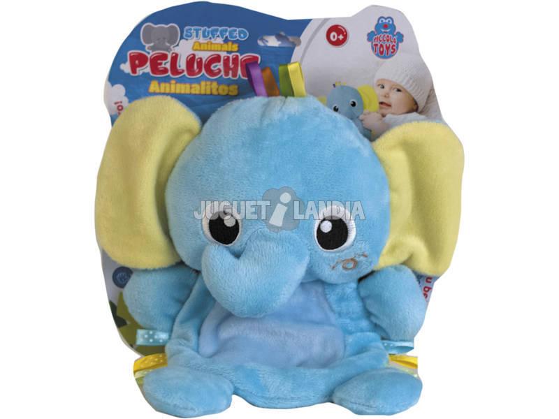 Peluche Bebè Elefantino