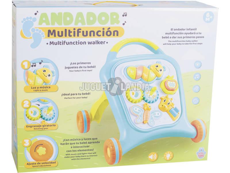 Andador Infantil Multifunción Aprendizaje