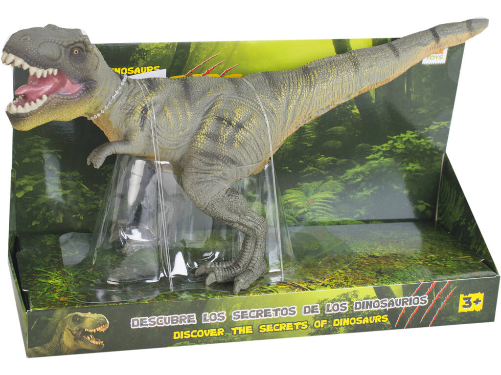 Tiranosaurio 33 cm.