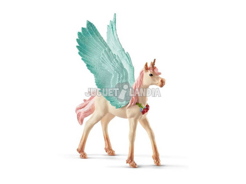 Unicorno-Pegaso Joya Schleich 70575